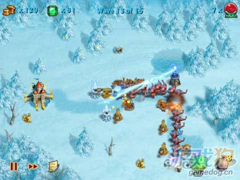 猎魔之塔:iOS细腻耐玩魔幻风塔防游戏2