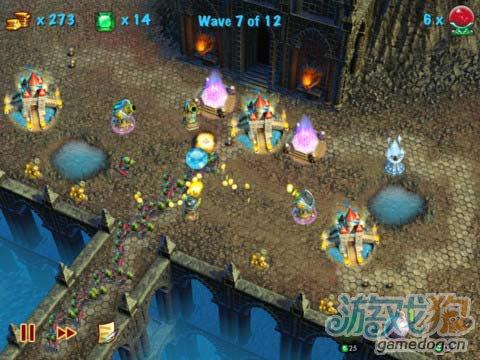 猎魔之塔:iOS细腻耐玩魔幻风塔防游戏5