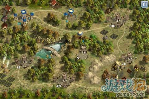 精品策略:幻想战争Fantasy Conflict 评测1