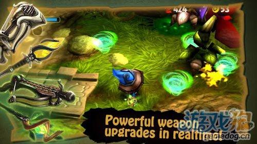 可爱射击游戏:奇幻射击 进行生存的考验2