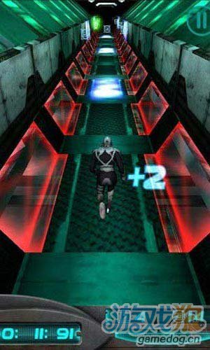 科幻跑酷游戏:重力跑酷 漫步太空的绝佳游戏体验4