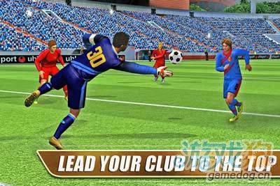 Gameloft佳作:真實足球2013 等你加入2
