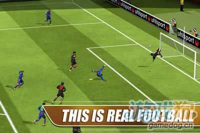 Gameloft佳作:真实足球2013 等你加入1