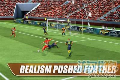 Gameloft佳作:真實足球2013 等你加入4