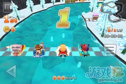 趣味竞速游戏:划艇大冲刺 超越一切对手2