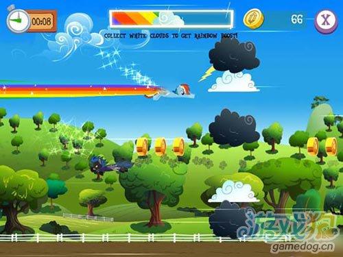 萌物大集合Gameloft释出我的小马驹游戏截图2