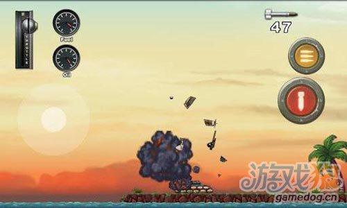 二战题材飞行游戏:愤怒之翼 纵横在天际间的战鹰2