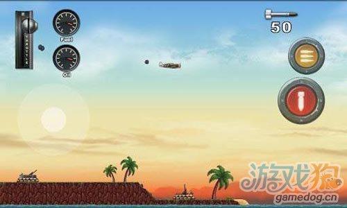 二战题材飞行游戏:愤怒之翼 纵横在天际间的战鹰3