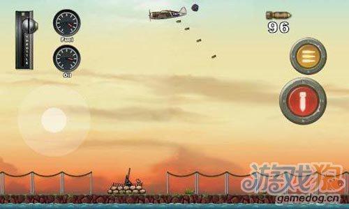二战题材飞行游戏:愤怒之翼 纵横在天际间的战鹰1