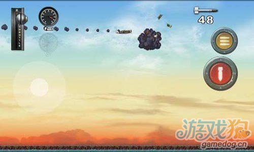 二战题材飞行游戏:愤怒之翼 纵横在天际间的战鹰5