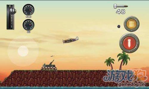 二战题材飞行游戏:愤怒之翼 纵横在天际间的战鹰4