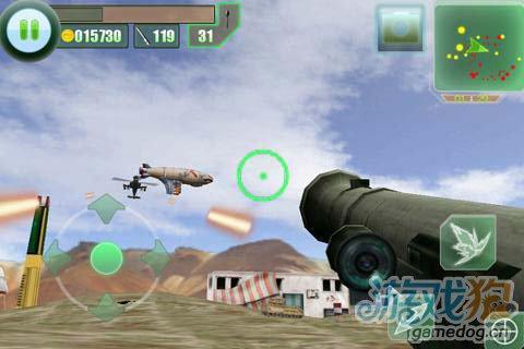 安卓射击游戏:最后的防线中文版 来坚守你的阵地2