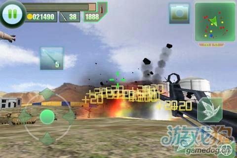 安卓射击游戏:最后的防线中文版 来坚守你的阵地4