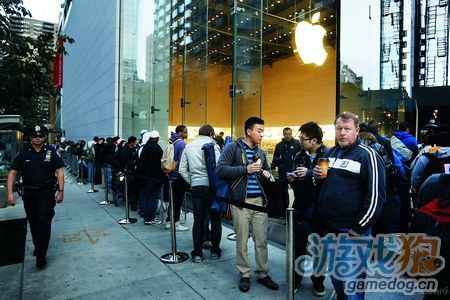 iPhone 5苹果欲做生态系统强者
