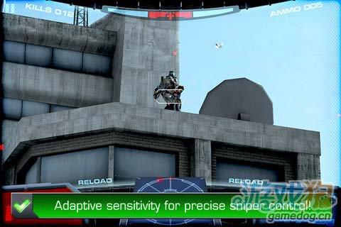 科幻射击游戏:复仇电魂拯救 保卫地球2