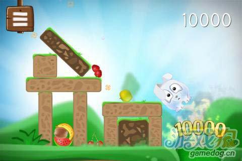 安卓休闲游戏:小鸟坠落PicPoc 评测4