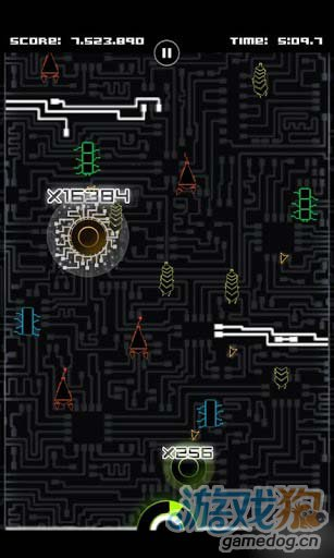 ConqueringBytes发布街机游戏硬盘塔防Diskobolos2