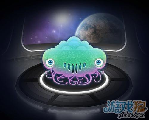 未来派外星电子宠物 Alien Hatchi 与时俱进1