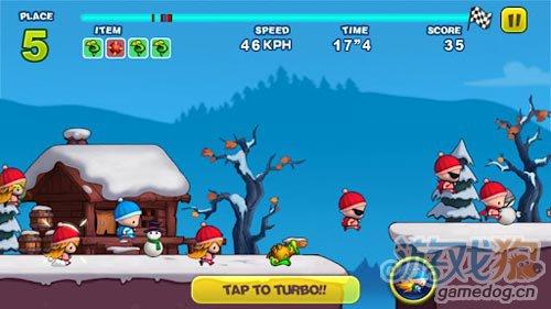 有趣的动作游戏:奔跑小孩 坏小孩与笨小孩的较量4