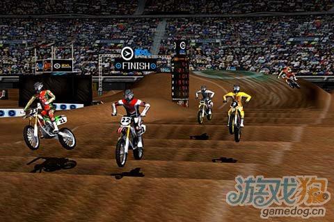 竞速游戏:疯狂越野赛 给你速度感十足的刺激体验3
