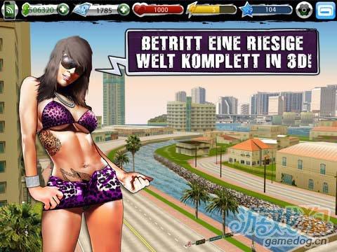 Gameloft佳作:都市枭雄 经典的GTA重现2