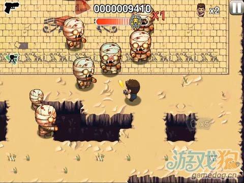 射击游戏:僵尸时代周年纪念版 爽快战斗4