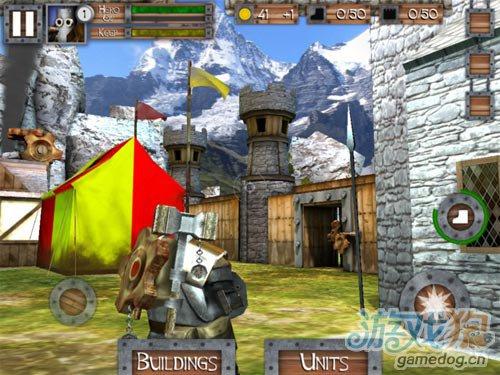 综合类城堡防御游戏Heroes&Castles英雄与城1