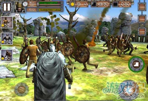 综合类城堡防御游戏Heroes&Castles英雄与城4