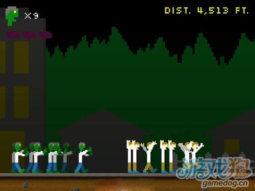 古怪休闲小游戏Zmbi僵尸大暴走将于近期发布1