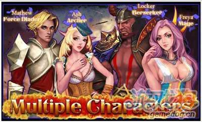 角色扮演游戏:地狱之剑 在魔幻的世界中斩妖杀敌2
