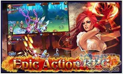 角色扮演游戏:地狱之剑 在魔幻的世界中斩妖杀敌3
