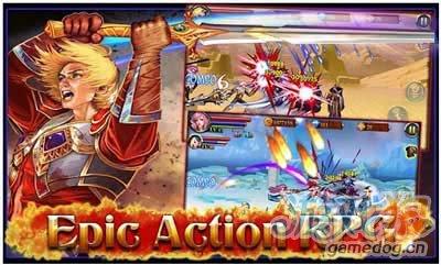 角色扮演游戏:地狱之剑 在魔幻的世界中斩妖杀敌4