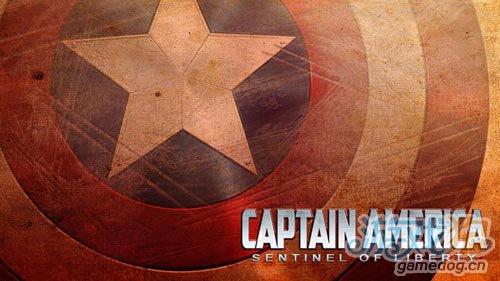 同名电影游戏:美国队长 给你前所未有的爽快感觉1