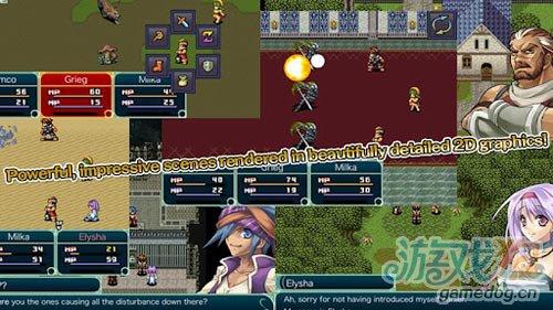 安卓冒险游戏:格林西亚传奇 远古遗迹之旅3