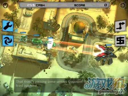 逆塔防游戏:异形地球战区 来消灭敌军4