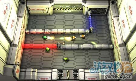 安卓3D射击游戏:坦克英雄激光战争 简约而不简单5