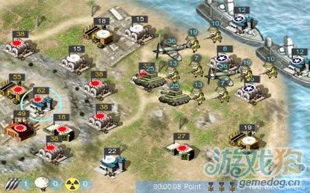 经典战略游戏:二次世界大战 来体验二战经典战役2