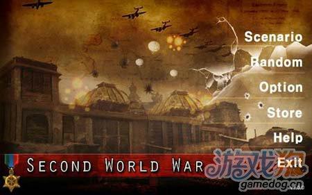 经典战略游戏:二次世界大战 来体验二战经典战役1