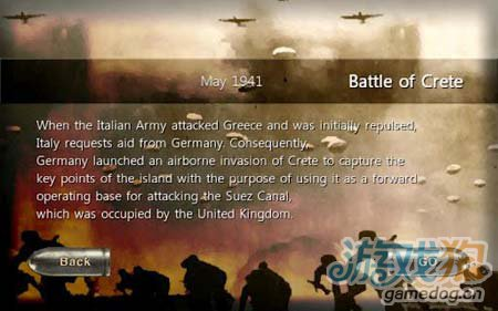 经典战略游戏:二次世界大战 来体验二战经典战役3