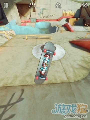 指尖上的极限运动:真实滑板 享受竞技运动的乐趣2