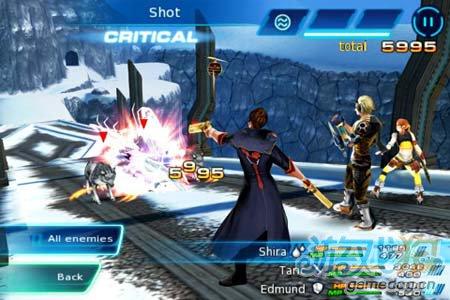 Gameloft魔幻RPG大作:不朽的神迹4