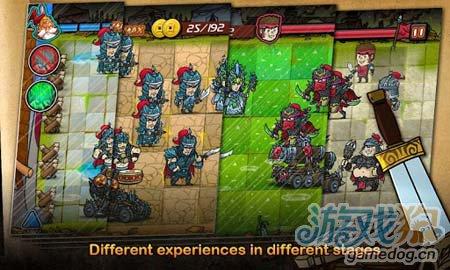 策略游戏:三国塔防守卫者的信条 评测5