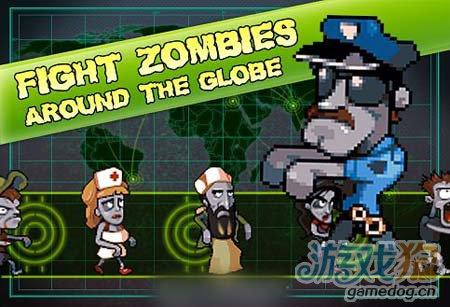 创意十足僵尸防御游戏Town Defense:Zombies2