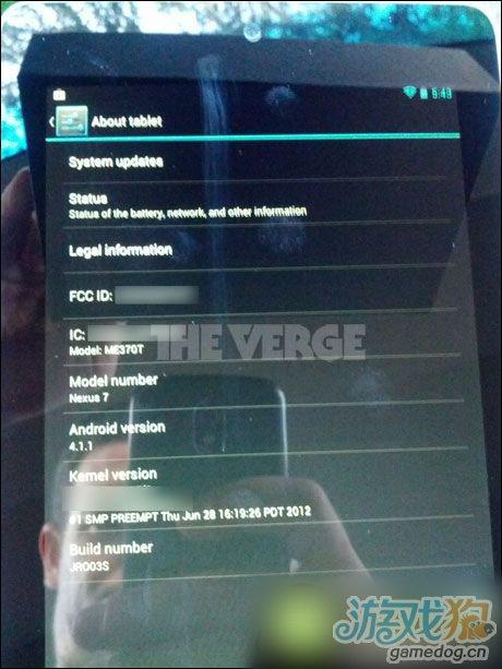 32GB版本Nexus 7已上架功能强大的