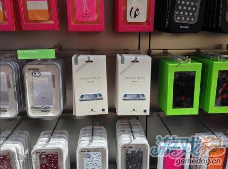 部分iPhone 5保护壳到货Apple Store
