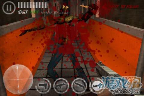 限免推荐:纽约僵尸N.Y.Zombies 去为生存而战斗吧2
