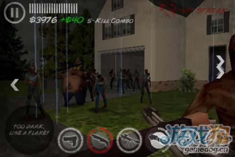 限免推荐:纽约僵尸N.Y.Zombies 去为生存而战斗吧4