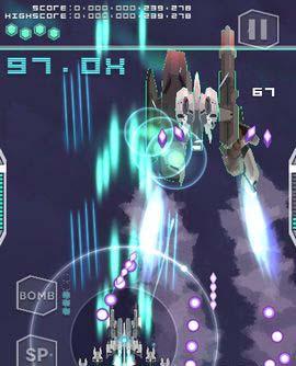 激情射击游戏弹幕无限 续作年底登陆iOS平台1