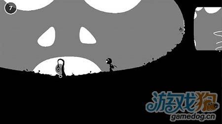 简约黑白风格闯关游戏:零号世界Naught3
