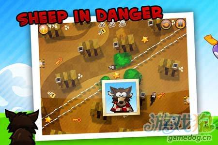 休闲游戏:疯狂大逃亡 企鹅与绵羊们的逃命大联盟3